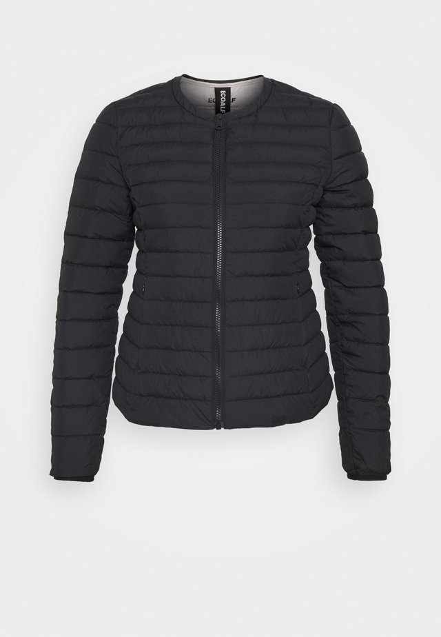 USUAHIA JACKET WOMAN - Vinterjakker - black