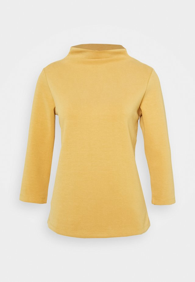 Sweater - autumn gold