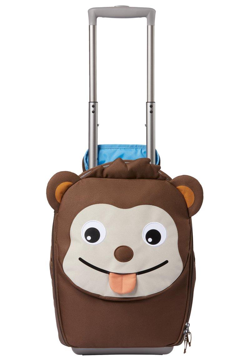 Affenzahn - Wheeled suitcase - braun