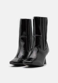 4th & Reckless - ROWE - Kotníkové boty - black - 2