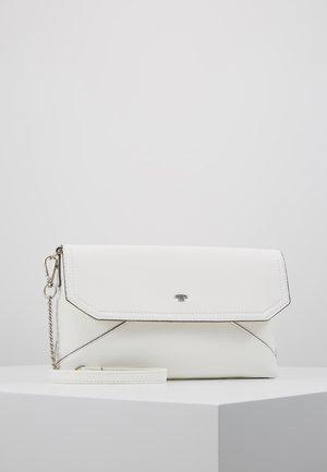 VITTORIA - Clutch - white