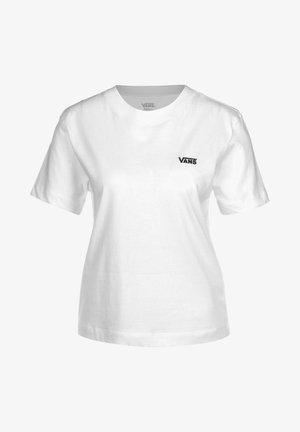 JUNIOR  BOXY - T-shirt imprimé - white
