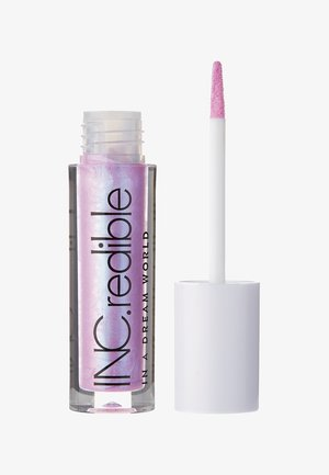 INC.REDIBLE IN A DREAM WORLD SHEER LIPGLOSS - Gloss - 99% unicorn, 1% badass