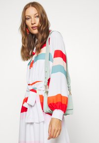 Who What Wear - BELTED DRESS - Maxi dress - multicolor - 3