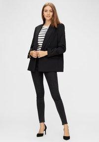 Bianco - BIACAIT - High heels - black - 1