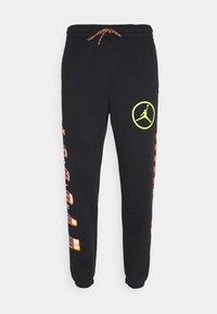 Jordan - DNA HBR PANT - Pantaloni sportivi - black/cyber - 0