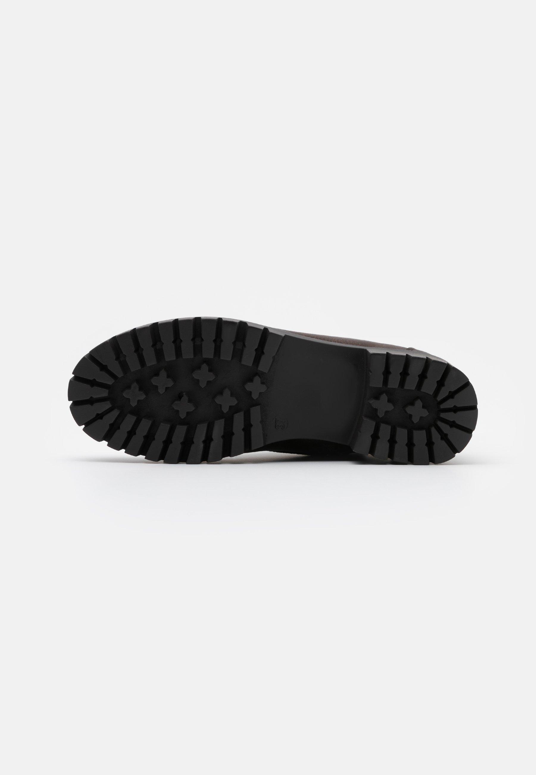 Anna Field Platform-nilkkurit - brown - Naisten kengät xxXcY