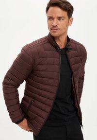 DeFacto - Light jacket - bordeaux - 4