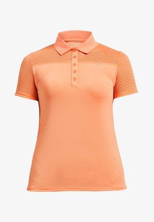 MIKO  - Polo shirt - cantaloupe
