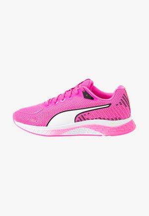 SPEED SUTAMINA 2 - Neutral running shoes - luminous pink/white/black