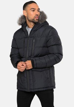 PUFFER CHAMPION - Winter jacket - schwarz