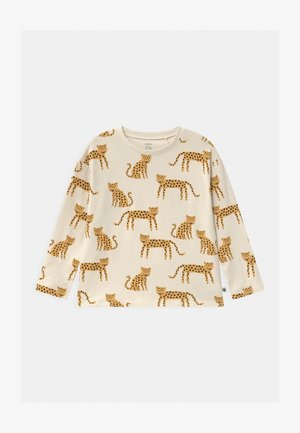 MINI ANIMAL UNISEX - Long sleeved top - light beige
