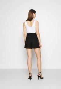 Morgan - SHOMY - Shorts - noir - 2