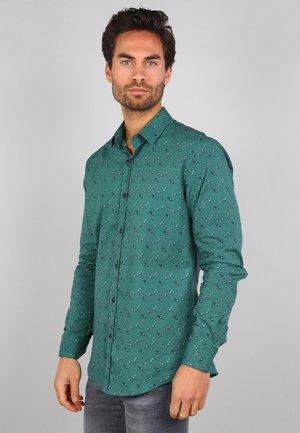 Overhemd - kale green