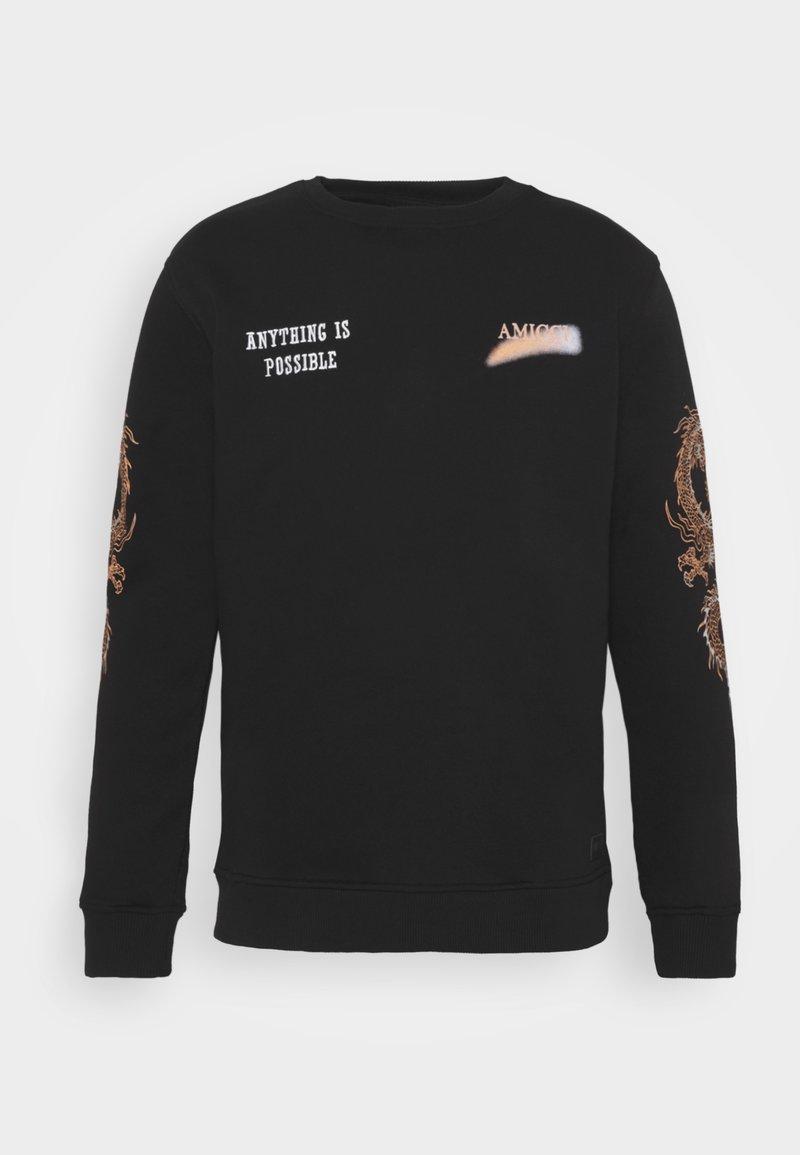 AMICCI - PAVLA - Sweatshirt - black