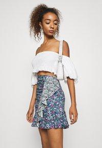Pepe Jeans - TULA - A-line skirt - multi - 3