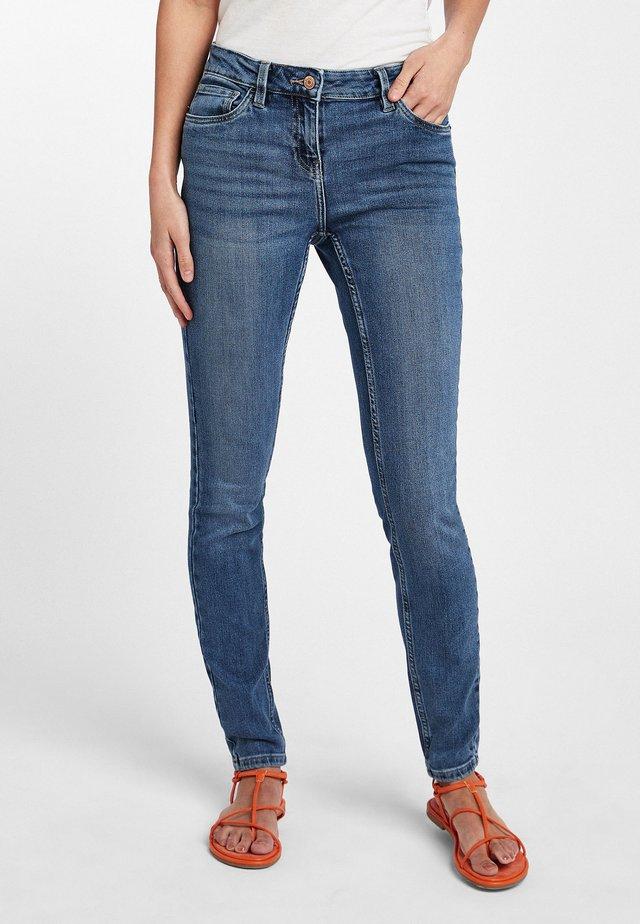 PETITE - Skinny džíny - royal blue