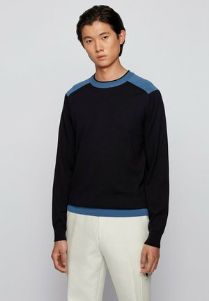 PINTUS - Jumper - dark blue