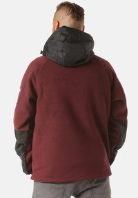 Young and Reckless - Fleece jumper - red - 1