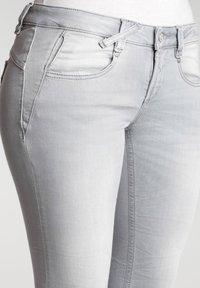 Gang - NELE - Jeans Skinny Fit - grey genoa - 6