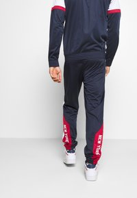 Champion - NEW YORK YANKEES TRACKSUIT - Tracksuit - dark blue - 4