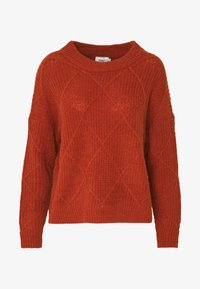 ONLY - ONLKANDICE - Jumper - picante - 4