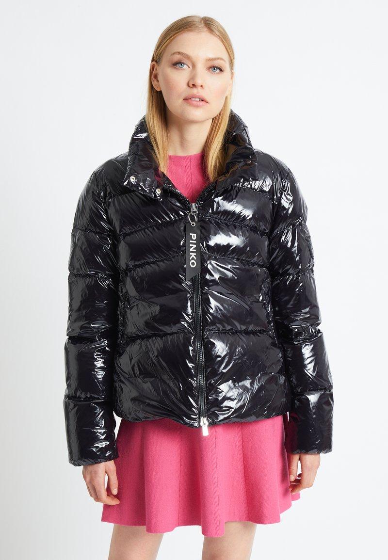 Pinko - MIRCO KABAN - Winter jacket - black