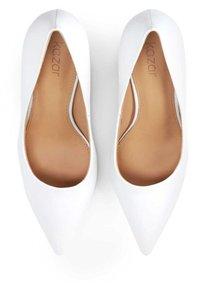 Kazar - JUNE - Zapatos altos - off white - 3