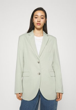 BLUSH SCALE UP - Blazer - green dusty light