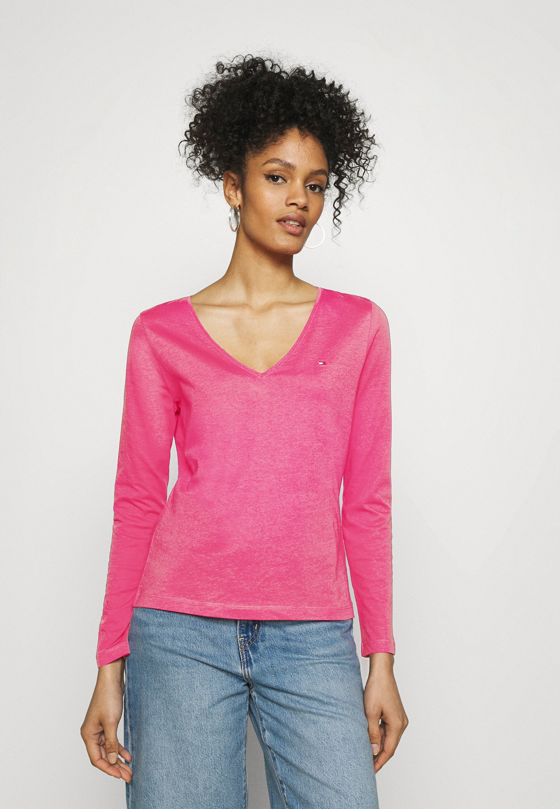 Damen REGULAR CLASSIC  - Langarmshirt