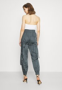 Tiger Mist - FLOSS PANT - Trousers - steel - 2