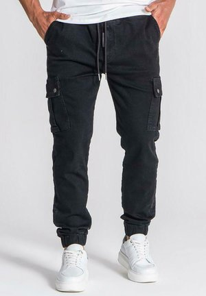 JEANS  - Cargo trousers - black