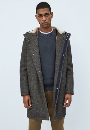 Classic coat - heath