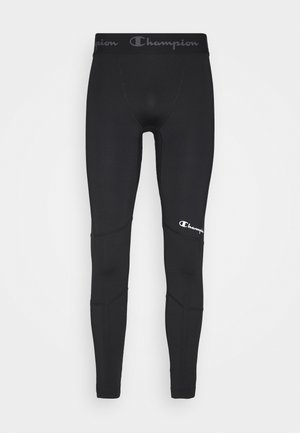 LEGACY TRAINING LEGGINGS - Legginsy - black