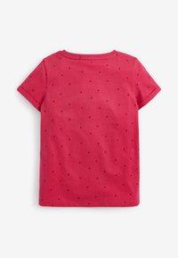 Next - CONFETTI RAINBOW - Print T-shirt - pink - 1
