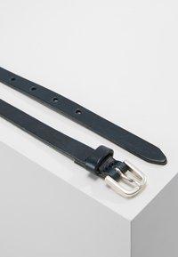 Vanzetti - Belt - navy - 2