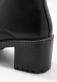 Koi Footwear - VEGAN DL2 - Kotníková obuv - black - 2