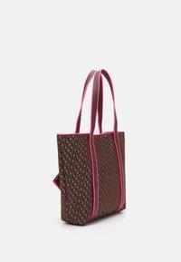 River Island - SET - Tote bag - brown - 1