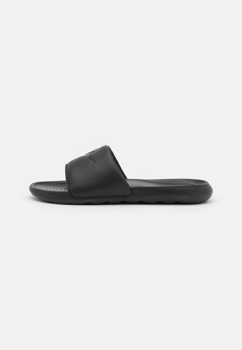 Nike Sportswear - VICTORI ONE SLIDE - Slip-ins - black