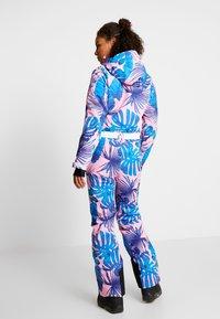 OOSC - MIAMI VICE FEMALE FIT - Spodnie narciarskie - multi-coloured - 2