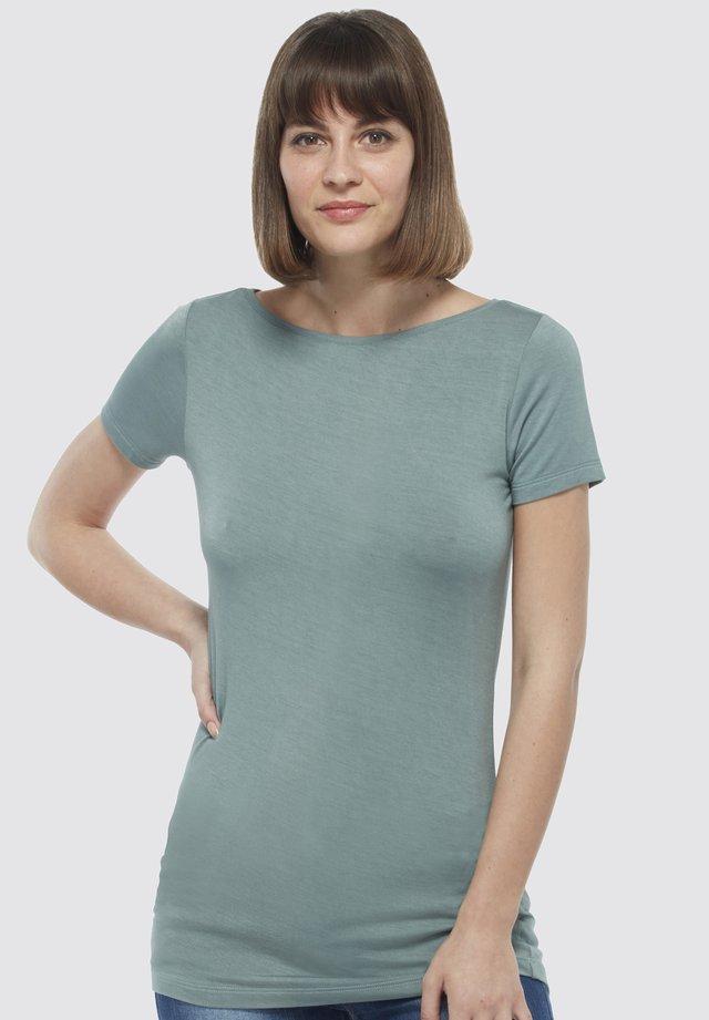 DONNA - T-shirt basic - green
