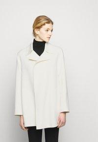 Theory - OVERLAY NEW DIVID - Classic coat - ivory - 0