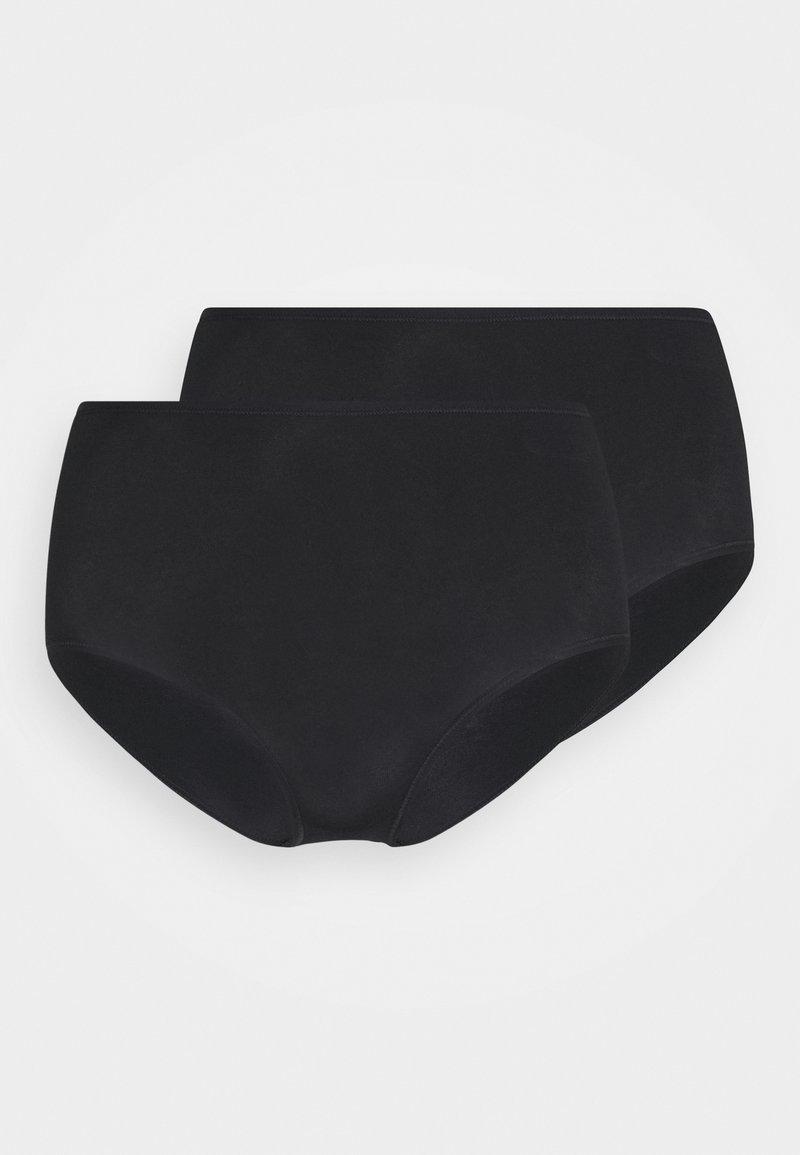 Schiesser - 2 PACK - Slip - schwarz