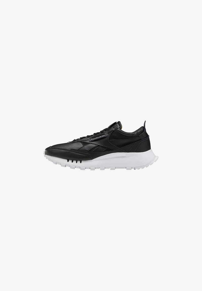 Reebok Classic - CLASSIC LEATHER LEGACY SHOES - Baskets basses - black