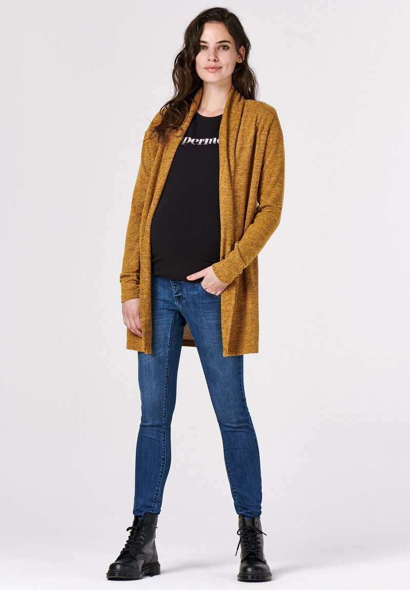 Supermom - CARDIGAN  - Cardigan - chinese yellow