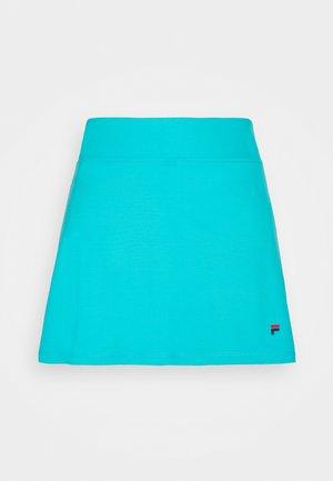 SKORT ANNA - Spódnica sportowa - turquoise