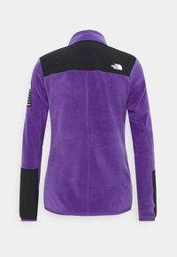 The North Face - DIABLO MIDLAYER JACKET - Fleece jacket - purple/black - 1