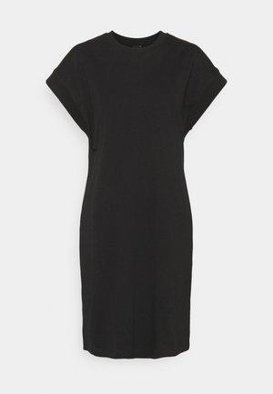 MILLY DRESS - Obleka iz džersija - black