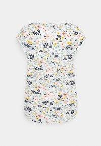 ONLY - ONLVIC - T-shirts med print - cloud dancer/kia ditsy - 5