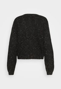 Cotton On - MULTI CROPPED CARDI - Cardigan - black multi - 1